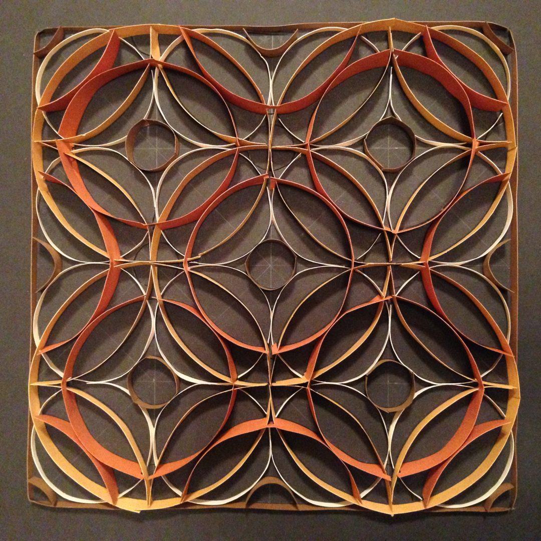 Circle composition - Monica Cirstea