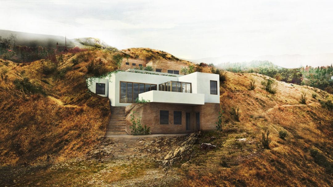 House in Sacromonte - Monica Cirstea Isabella Maldaianu