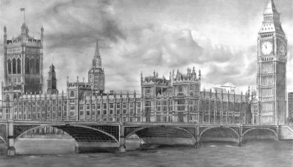 Westminster Palace drawing (5)