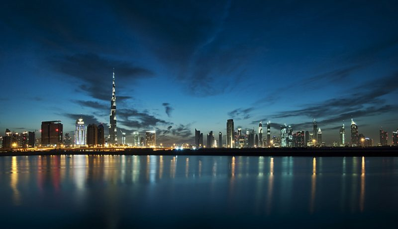 Middle East architecture - Dubai