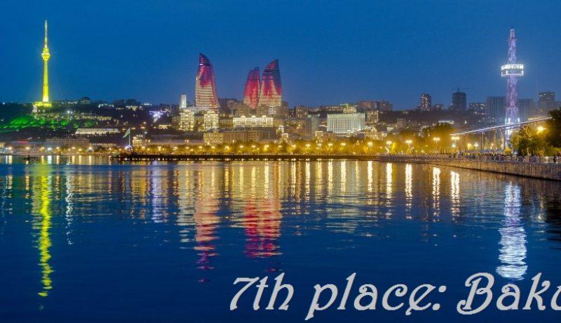 Top 7 Baku