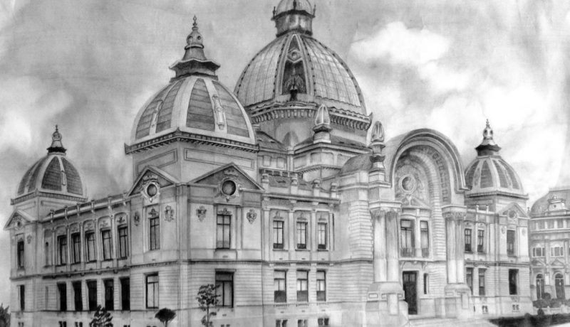 CEC Palace drawing