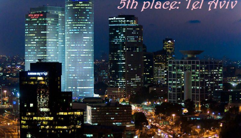 Top 5 Tel Aviv