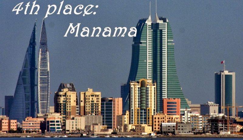 Top 4 Manama