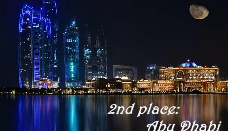 Top 2 Abu Dhabi