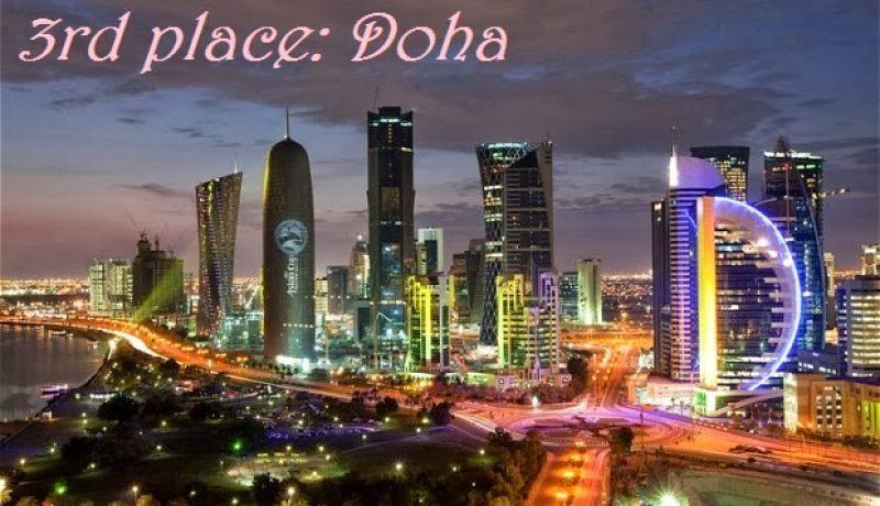 Top 3 Doha