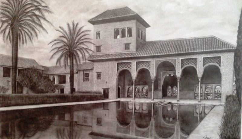 Alhambra drawing (1)