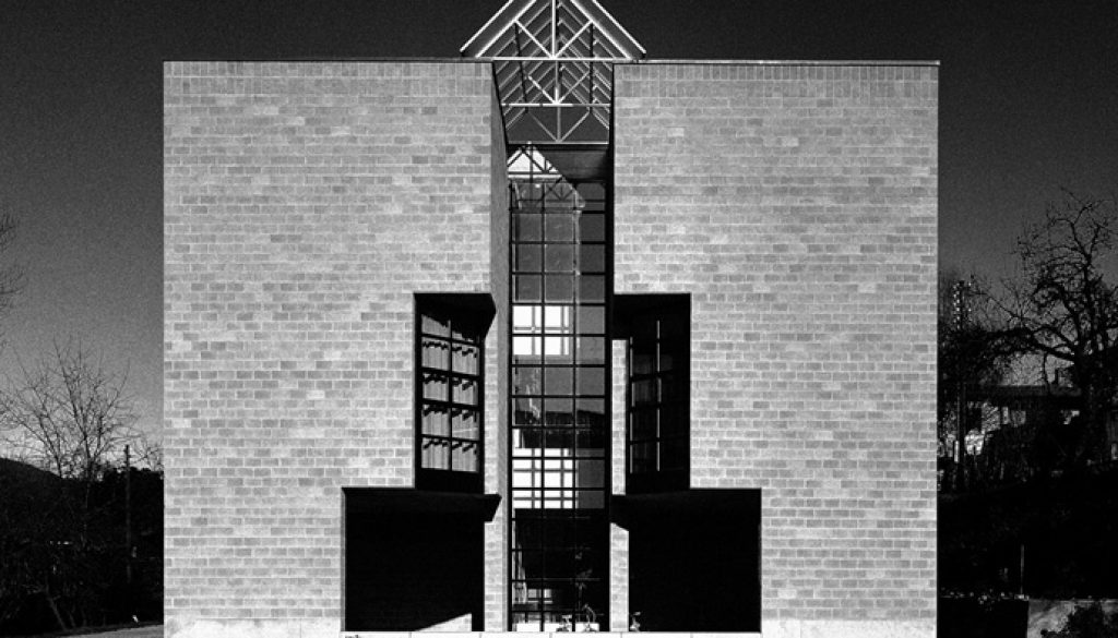 Mario Botta Sampietro House