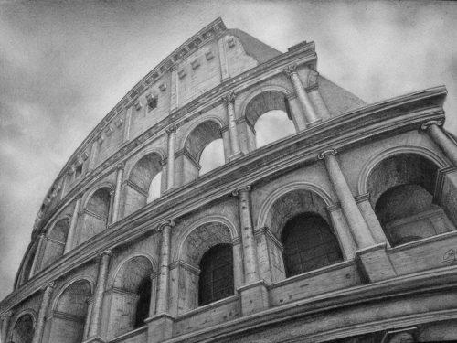 Desen Colosseum