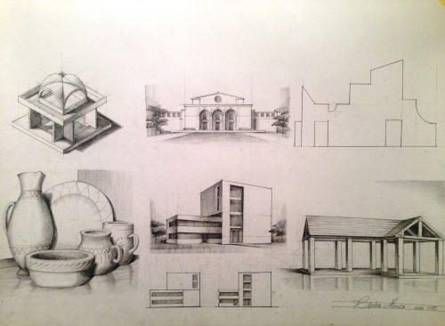 Plansa pregatire arhitectura