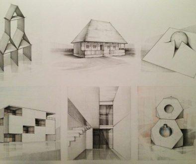 Rezolvare subiecte admitere arhitectura 2016