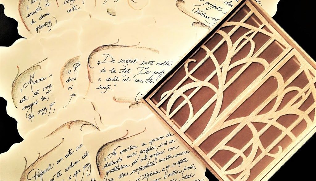 Calligraphy box