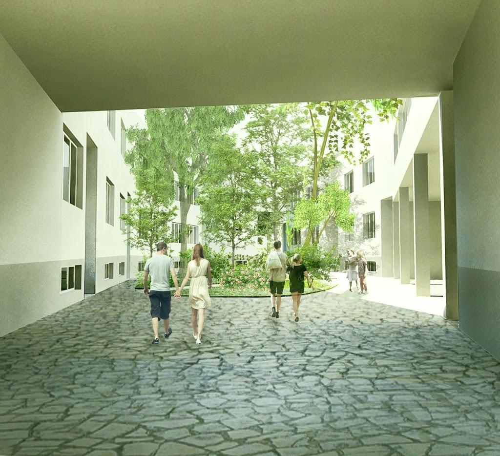 Co-housing in Arad - Monica Cirstea - Camelia Tudor