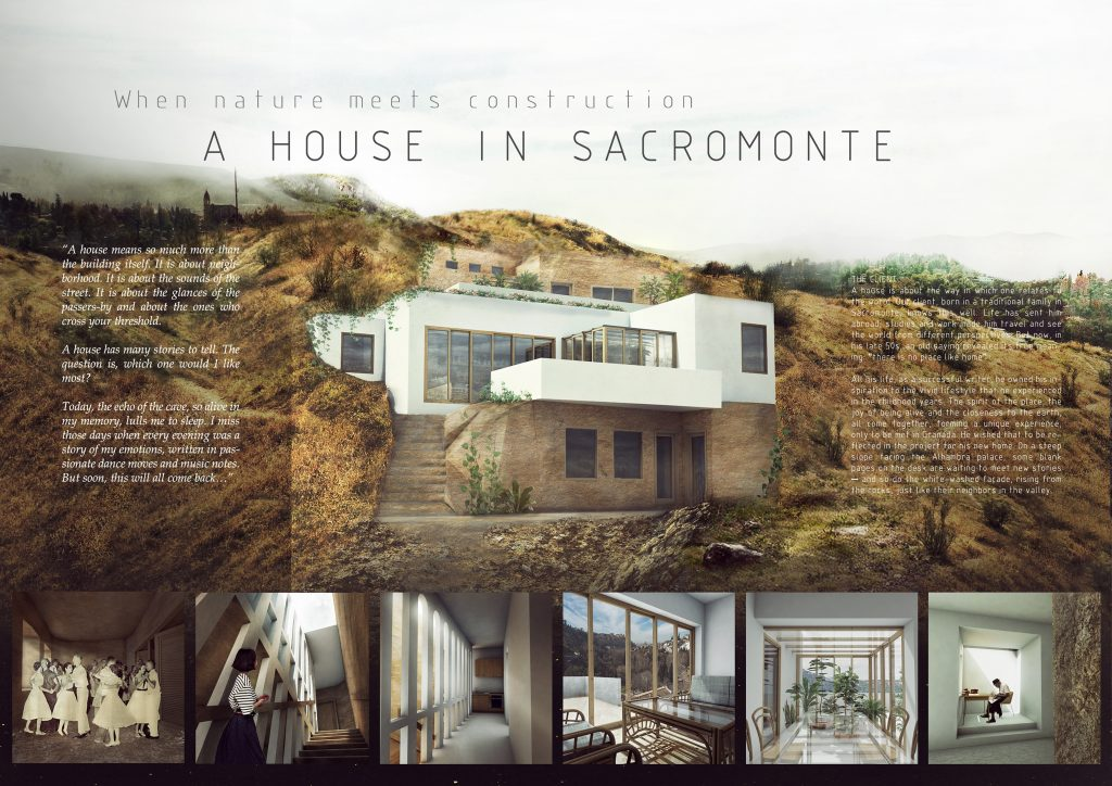 House in Sacromonte