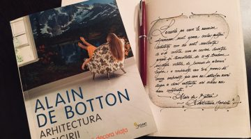 Arhitectura fericirii recenzie si citate - Monica Cirstea