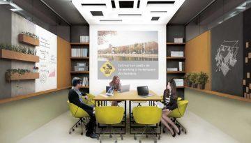 Dynamic Focus - Meeting mode