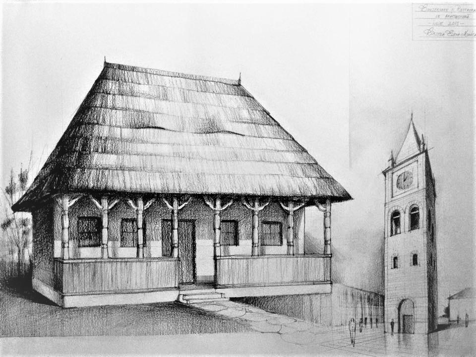 Arhitectura traditionala